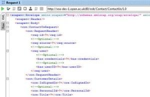 Service XML