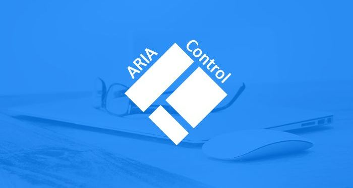ARIA Control JavaScript Library