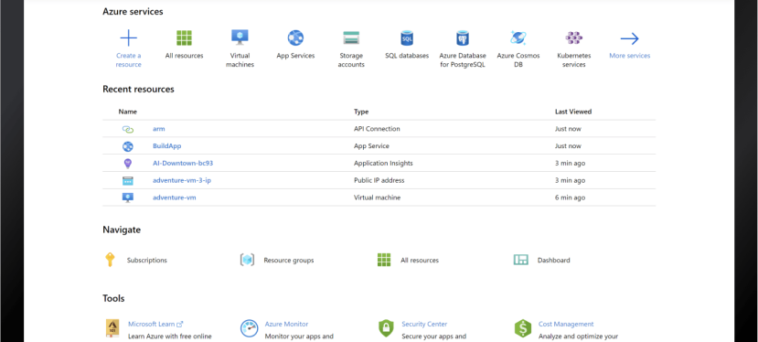 Where to find Azure Tenant ID in AzurePortal?